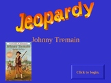Johnny Tremain Interactive Jeopardy for Smart Board