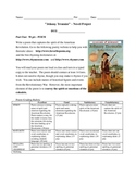 Johnny Tremain Student Project - Poem and Historical Map