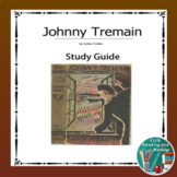 Johnny Tremain Study Guide Distance Learning
