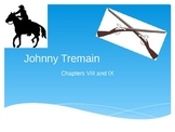 Johnny Tremain Vocabulary Chapter 8 and 9