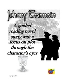 Johnny Tremain guided reading novel study
