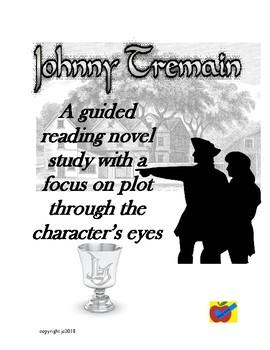 Johnny Tremain guided reading novel study