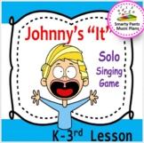 "Johnny's ""It"" {Kodaly Folk Song to teach ta, ti-ti, so-mi-la}"