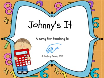 Johnny's It: A song for la