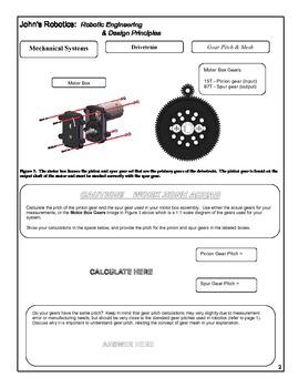 John's Robotics:  Gears