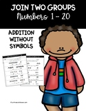 Join Two Groups Addition (Freebie!)