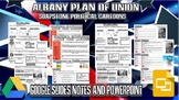 Join or Die Albany Plan of Union Notes Political Cartoons are No Joke SOAPSTone