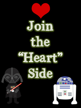 Join the Heart Side printable