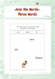 Join the Words (Kindergarten)