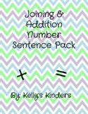 Joining & Addition Number Sentence Pack