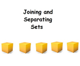 Joining and Separating Sets: Pre-K Addition and Subtraction