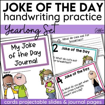 Joke Of The Day (180 Jokes To Share)