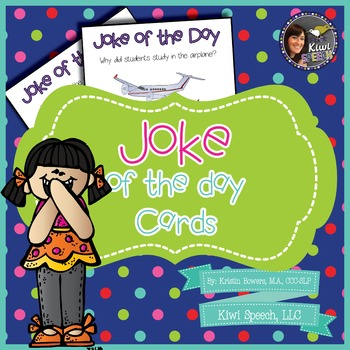 Joke of the Day Cards