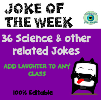 Joke of the Week for Science