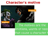 Joker and Harley Quinn! Exploring Character Motivation+Plo