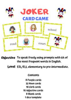 Joker: card game