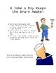 Jokes!  A Brain Break activity!