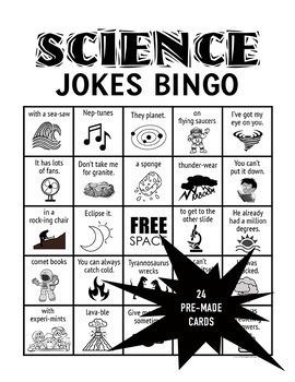 Jokes Bingo Bundle