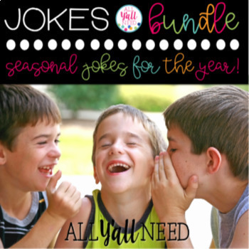 Kids Jokes Bundle