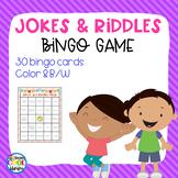 Jokes and Riddles Bingo