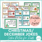 Jokes for Kids - Christmas/December