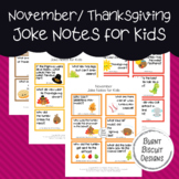 Jokes for Kids - November
