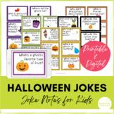 Jokes for Kids - October / Halloween