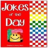 Jokes of the Day for Middle School (Grades 5, 6, 7, 8)
