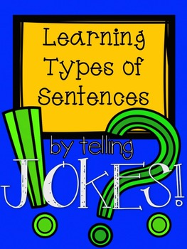 Joking with Types of Sentences