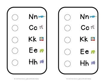 Jolly Alphabet Letter Sound Sticker Book