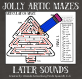 Jolly Articulation Mazes: A Speech Therapy Activity