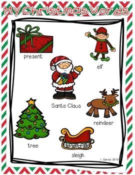 Jolly Christmas ELA and Math Centers