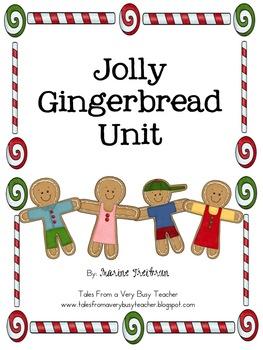 Jolly Gingerbread Unit