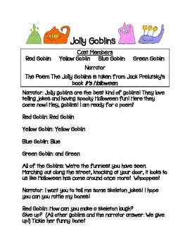 Jolly Goblins