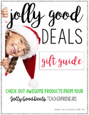 Jolly Good Deals Gift Guide