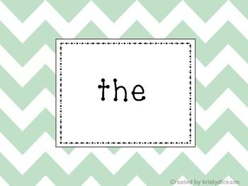 Jolly Grammar Tricky Words 1-12