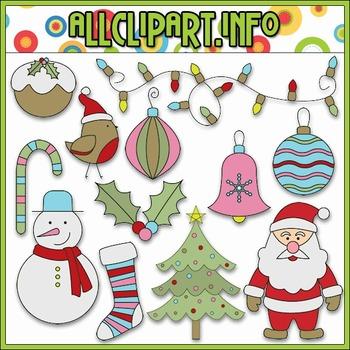 Jolly Hollyday Clip Art