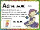 Jolly Jingles Wall Chart or to use as Flashcards (Complete Set)