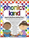 Phonics Land  Phonics Board Game - Group SEVEN