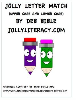 Jolly Letter Match