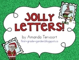 Jolly Letters! {Christmas Letter and Postcard Writing Unit}
