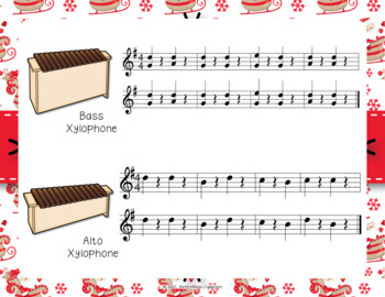 Jolly Old Saint Nicholas - Traditional Christmas Song with Orff Accompaniment