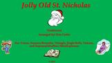 Jolly Old St. Nicholas - Orff Elementary Music