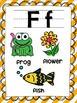 44 letter sounds cards (COLORED PATTERN BACKGROUND)