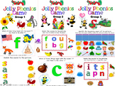 Jolly Phonics Animated PPT Game with sound effects - Group