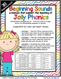 Phonics Beginning Sound Worksheets