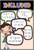 Phonics Center Choose and Clip Squares