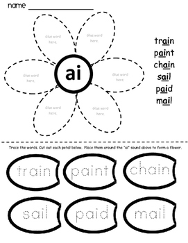 how to say ai in phonics