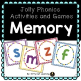 Letter and Sound Memory - Jolly Phonics Aligned Games!
