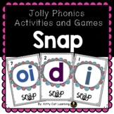 Letter and Sound Snap - Jolly Phonics Aligned Games!